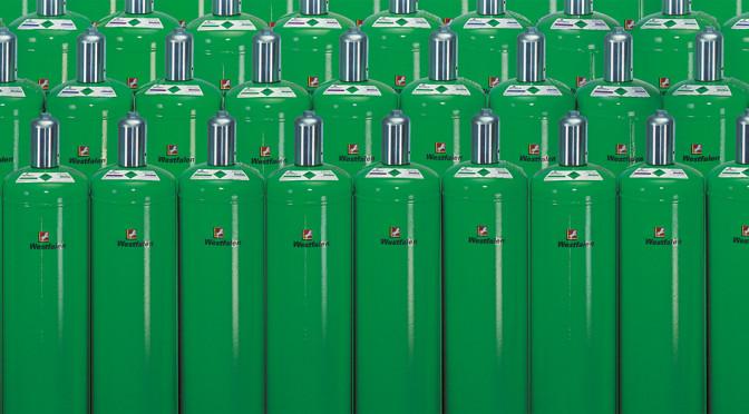 kaeltemittelflaschen