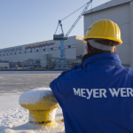 MEYER WERFT in Papenburg  (Copyright: MEYER WERFT)