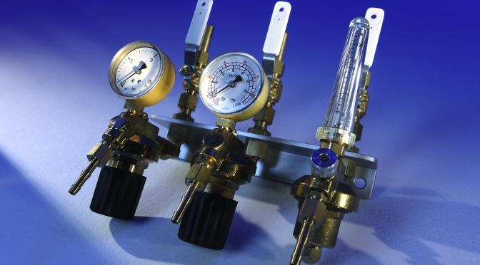 Equipment für die Gasentnahme