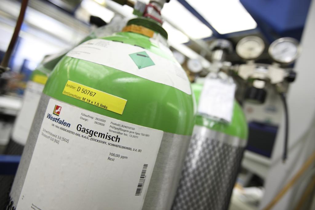 Westfalen Prüfgase