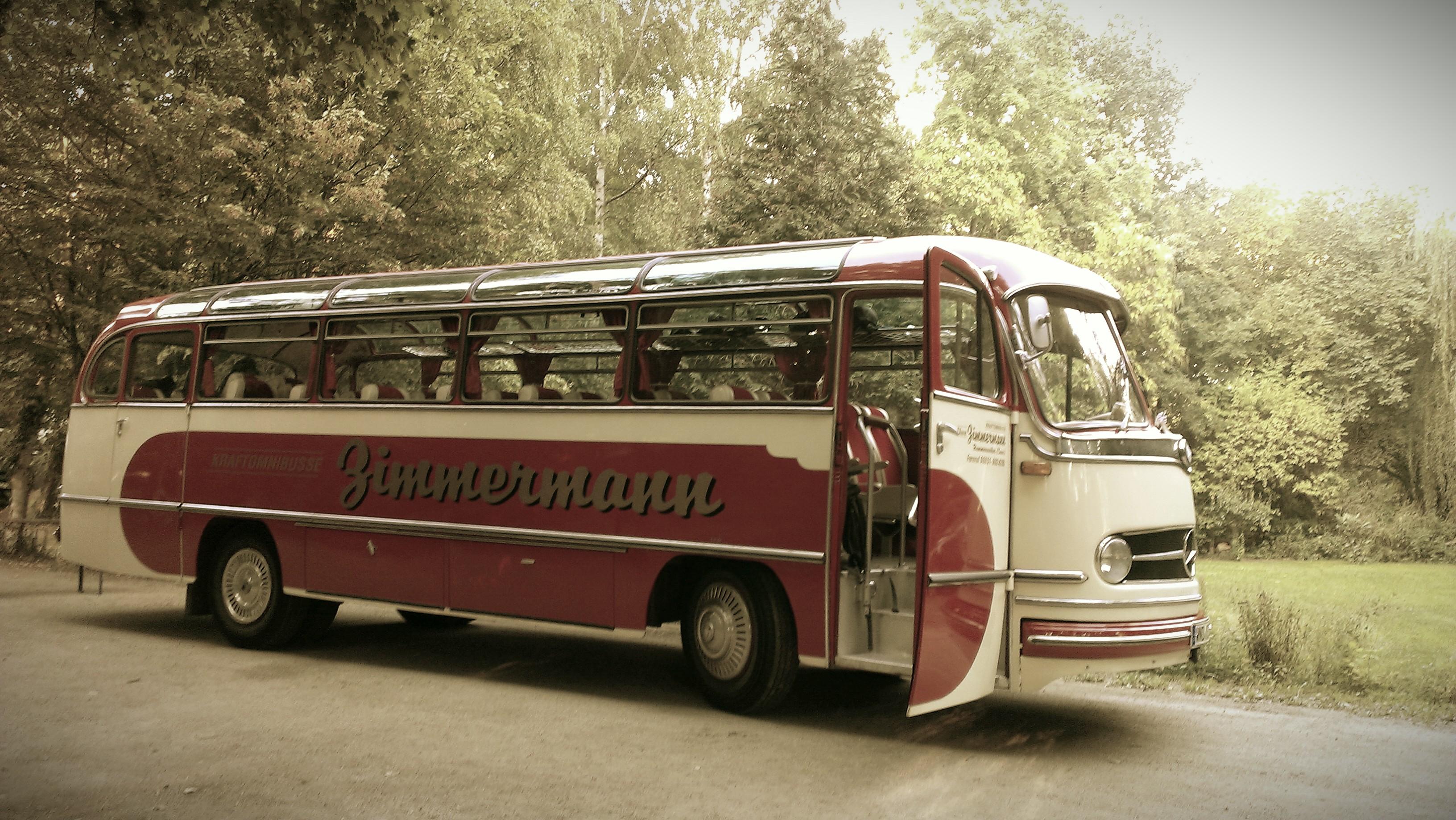 Bus Bj. 1961