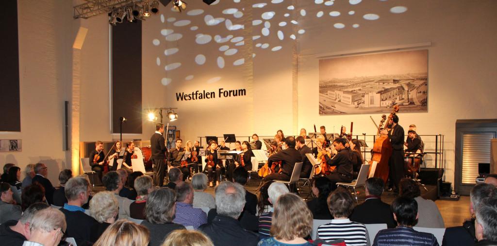 EinKlang - Philharmonie für Alle, Konzert aus dem Jahre 2016 im Westfalen Forum