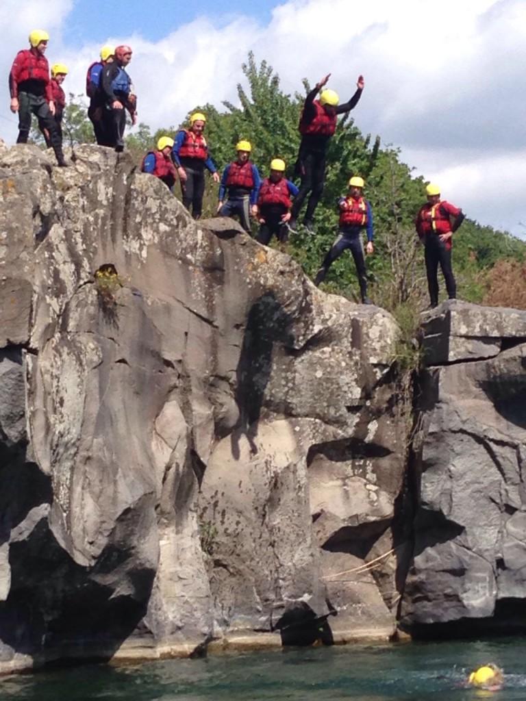 canyoning westfalen 10