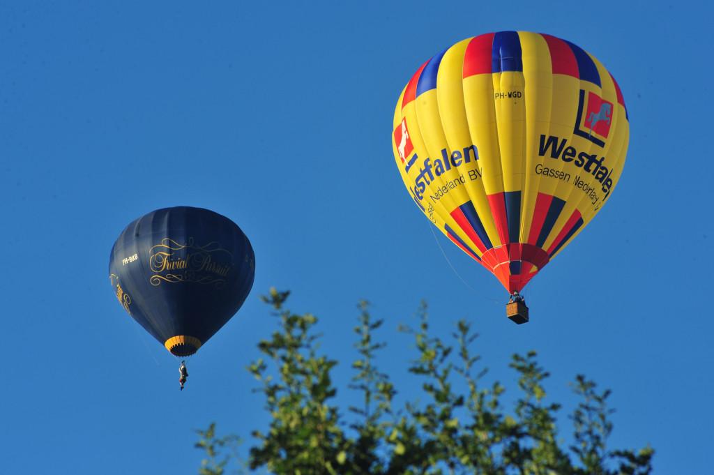 Ballon Westfalen Gassen B. V.