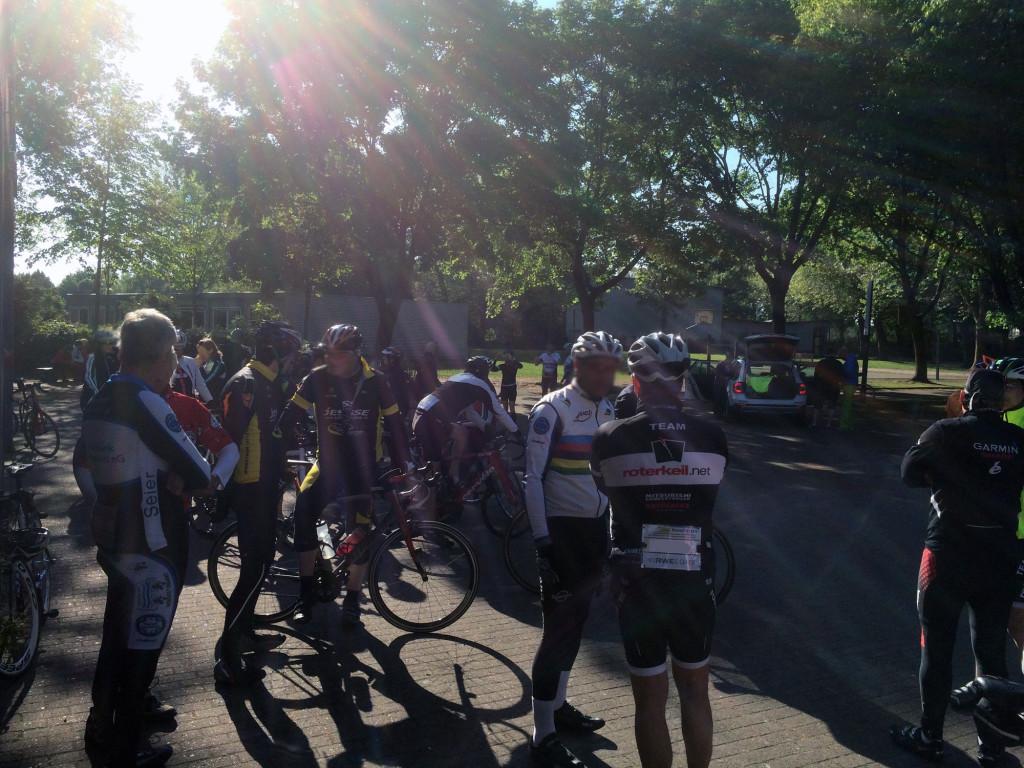 Rennfietsentour_Etappenstart1